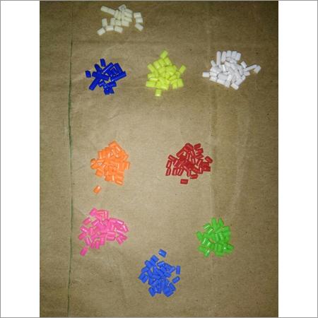 _Colorfull Plastic Granules