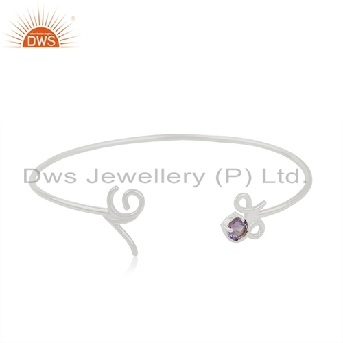 925 Sterling Silver Love Design Bracelet