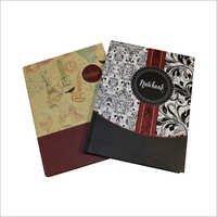 Multicolor Print Diary