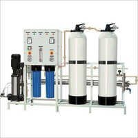 RO Purifier Water Plant
