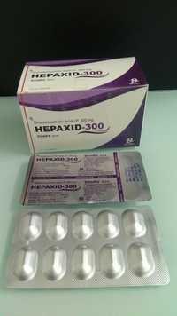 Ursodeoxycholic Acid  300