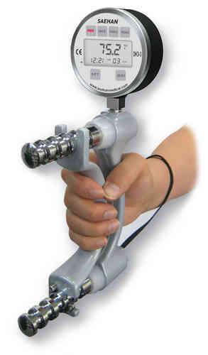 Saehan digital hand dynamometer DHD -1