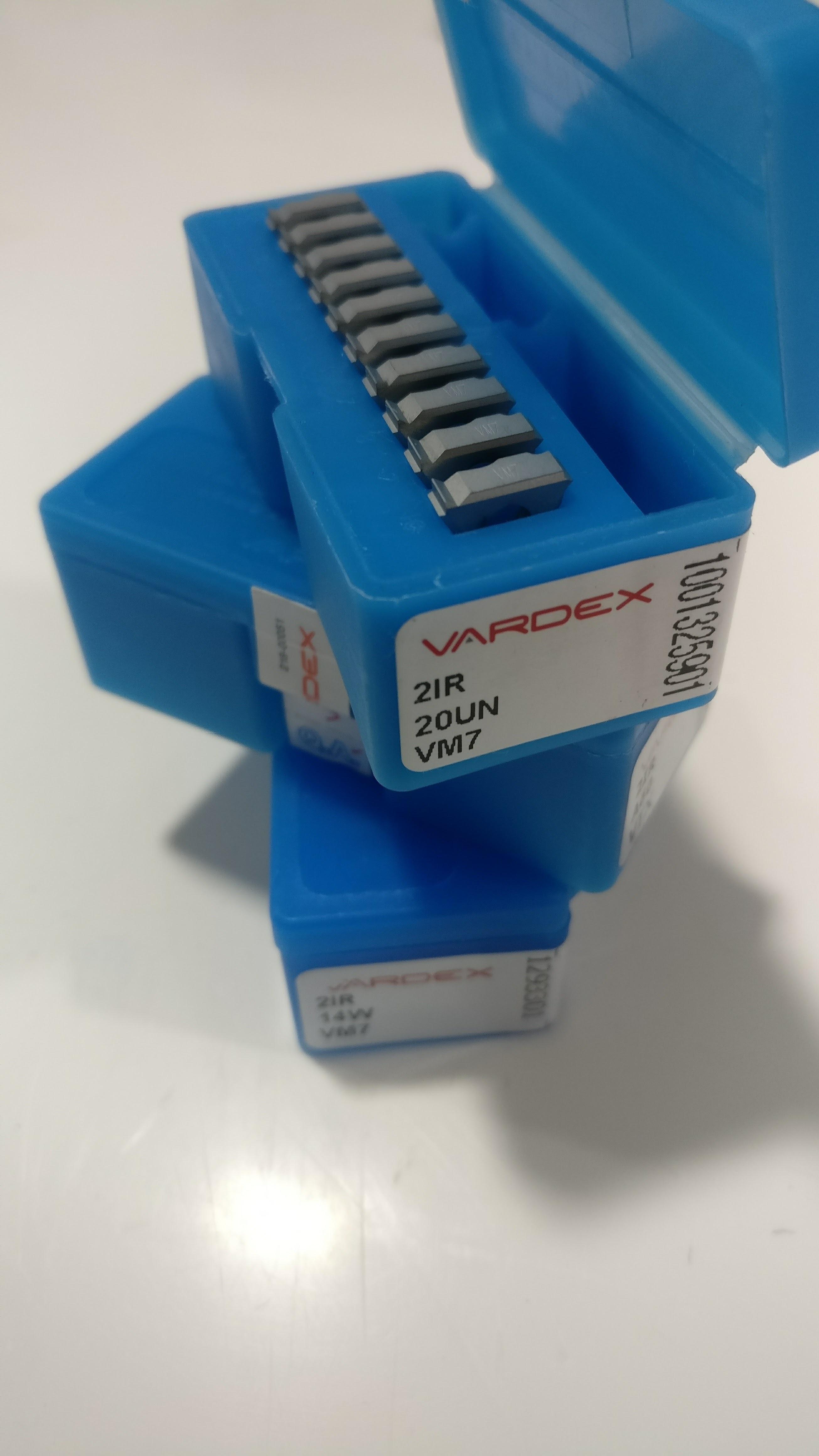 Vardex Threading Inserts