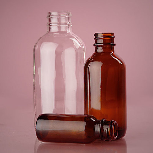 Pharma Glass Bottles