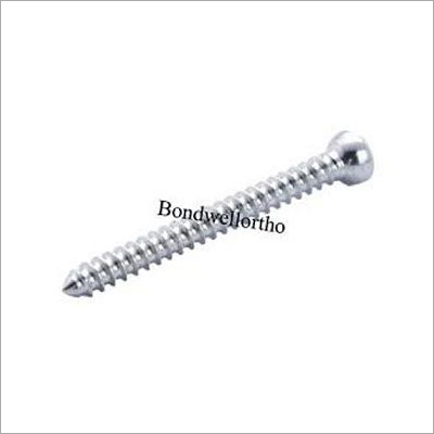 Orthopaedic Implants Manufacturer 4.5mm Cortex Screws 1.75mm Pitch 14 TPI