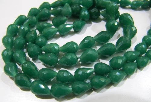 AAA Quality Emerald Tear Drop Shape
