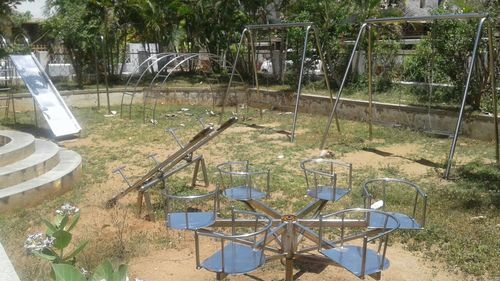 School SS Playground Equipments