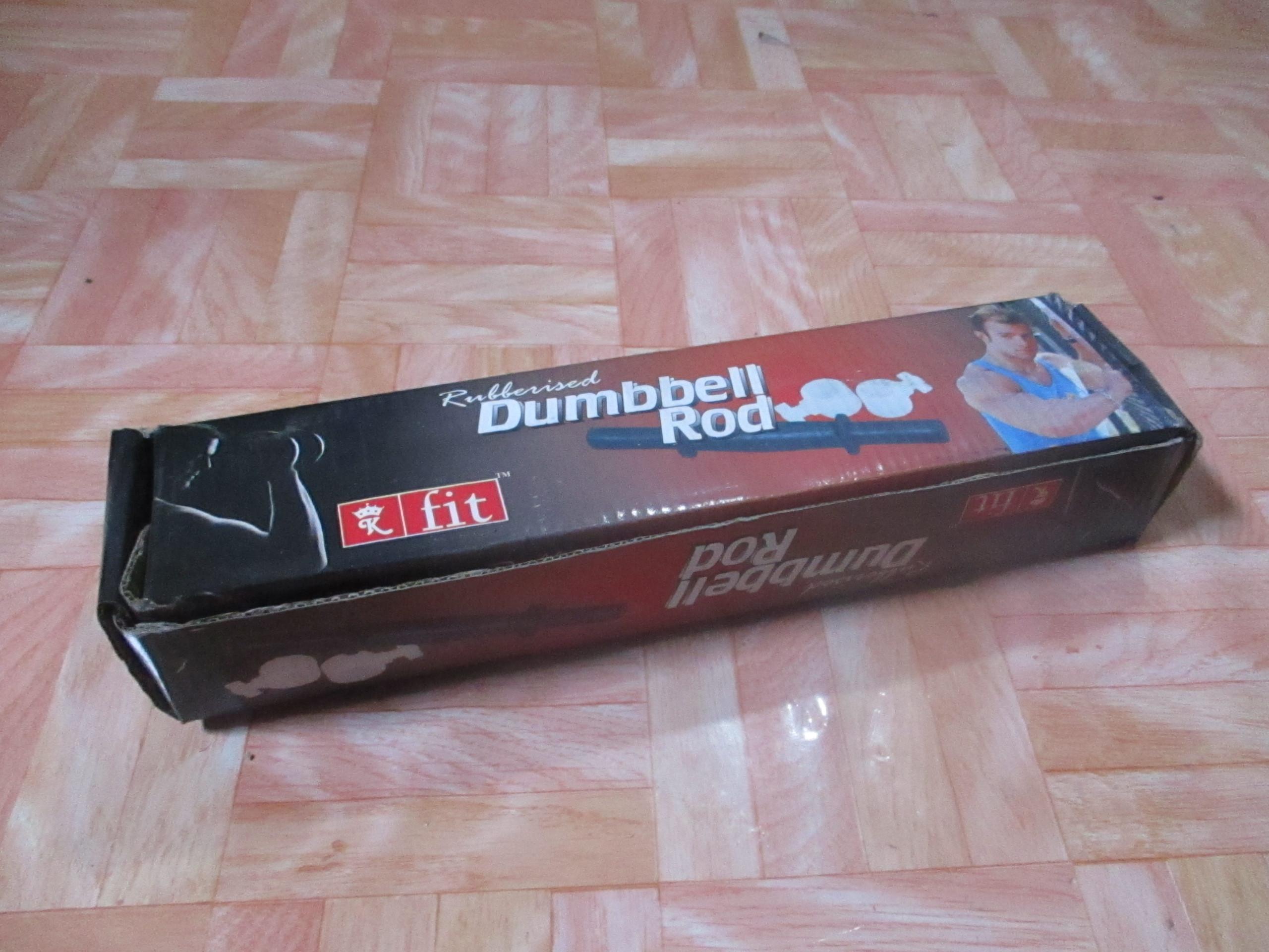 Dumbbell Rods Bar
