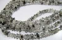 AAA Quality  Herkimer Diamond Quartz Beads