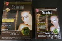 Colorina Natural Dark Brown Hair Shampoo 30 Ml