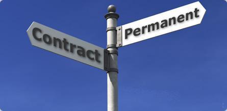 Contract Jobs Recruitment Service