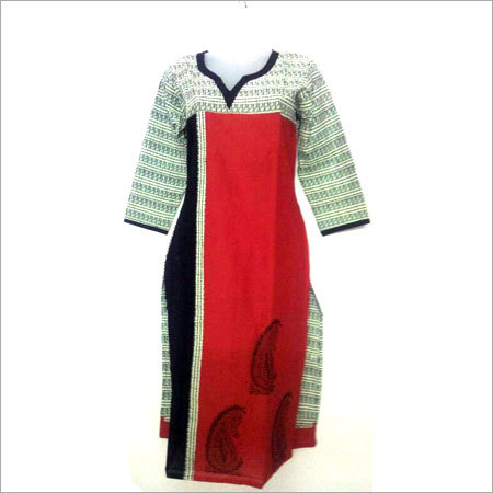 Ladies Trendy Cotton Kurti
