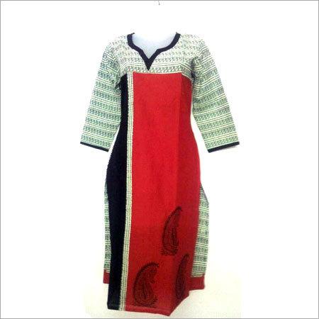 Ladies Trendy Cotton Kurti