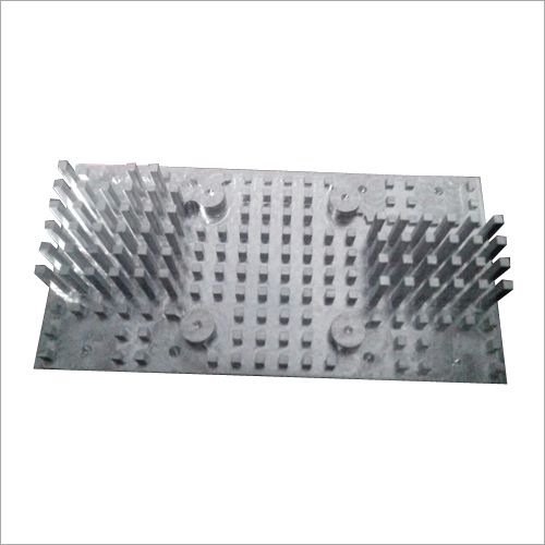 Aluminium Cooling Electronic Parts