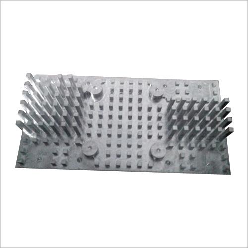 Aluminium Cooling Electronic Parts