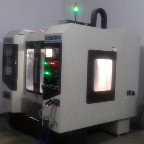 VMC Machine Job Work
