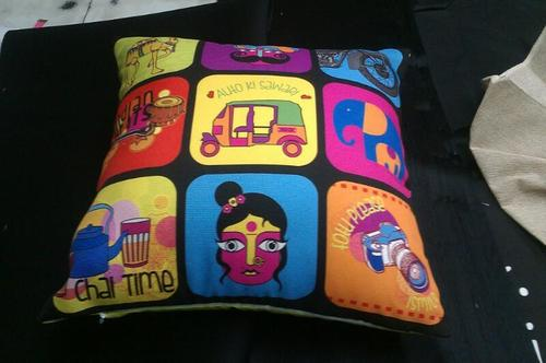 Customised Printed Cushion Cover