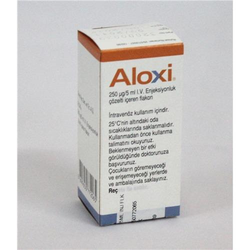 ALOXI 250 MCG 5 ML -1- VIAL