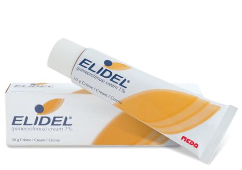ELIDEL 1% 30 GR CREAM