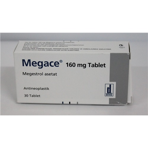 MEGACE 160 MG 30 TABLETS