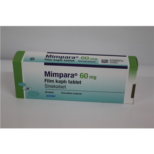 MIMPARA 60 MG 28 TABLETS (SENSIPAR)