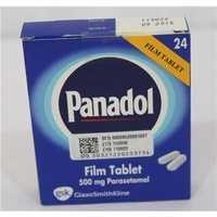 PANADOL 500 MG 24 TABLETS