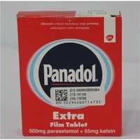 PANADOL EXTRA 500 MG 24 TABLETS