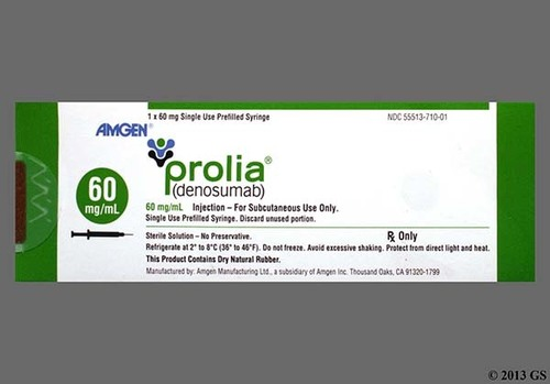 PROLIA 60 MG READY TO USE -1- SYRINGE