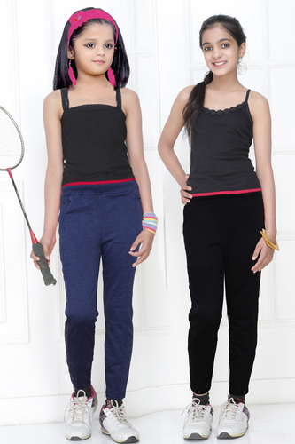 Girls Plain Pajama