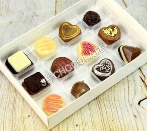 Soft Centered Chocolate