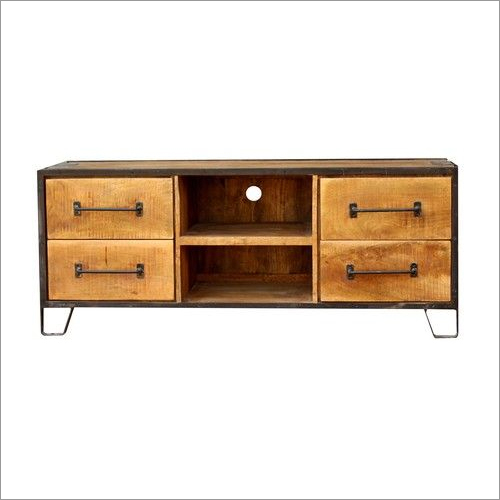 6 Drawer TV Unit