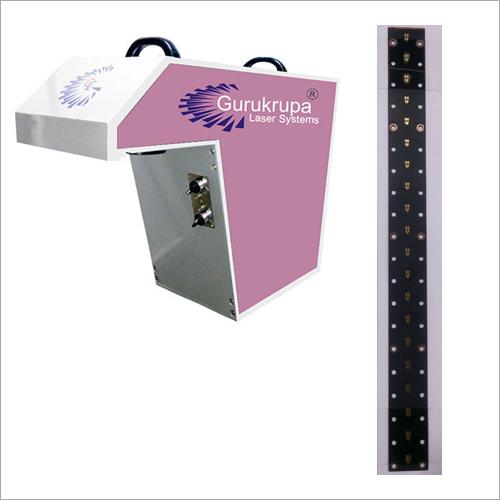 UV Laser Optic Frame Marking Machine