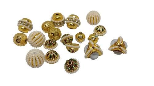 Spike Beads Cones & Rivets