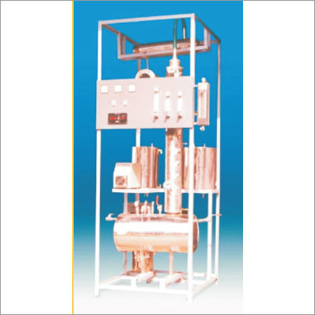 Packed Distillation Column
