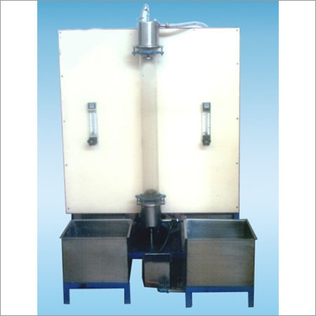 Liquid Extraction Packed Column