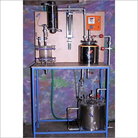 Steam Distillation Set Up