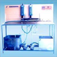 Parallel-Counter Flow Heat Exchanger
