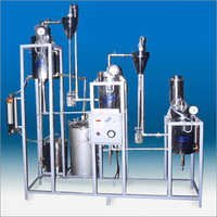 Triple Effect Evaporator