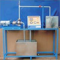 离心泵测试索具装备