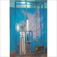 Flow Measurement By Venturi Meter
