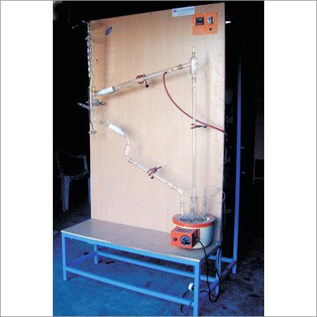 Vapor Liquid Equilibrium Set Up