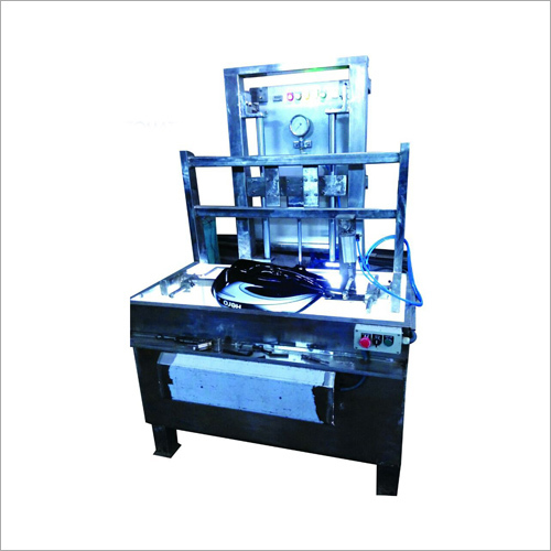 Industrial Fuel Tank Testing Machine