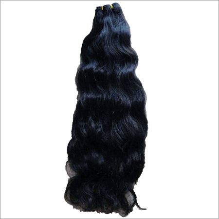 Remy Single Drawn Wefted Hair