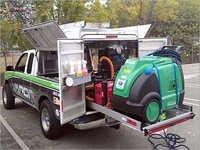 Mobile Steam Car Washing Machine