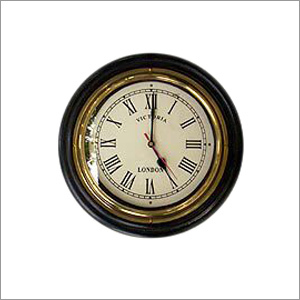 Roman Alphabet Antique  Clock