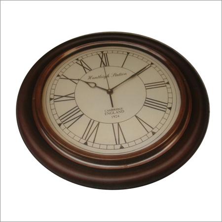 Antique Wooden Watch