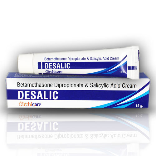 Betamethasone 0.05% + Salicylic Acid BP 3.00%