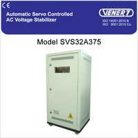 75 kVA Air Automatic Servo Controlled Air Cooled Voltage Stabilizer