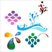 Jelly Splat Paint Epoxy Sticker