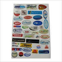 PU Epoxy Sticker